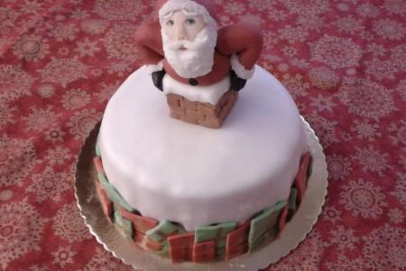Babbo Natale si è incastrato