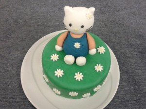 Torta Hello Kitty Campagnola
