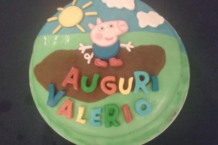 George PIG nel fango