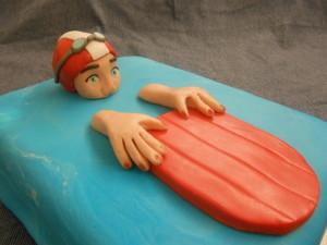 torta-nuotatrice