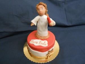 torta Angioletto di Natale
