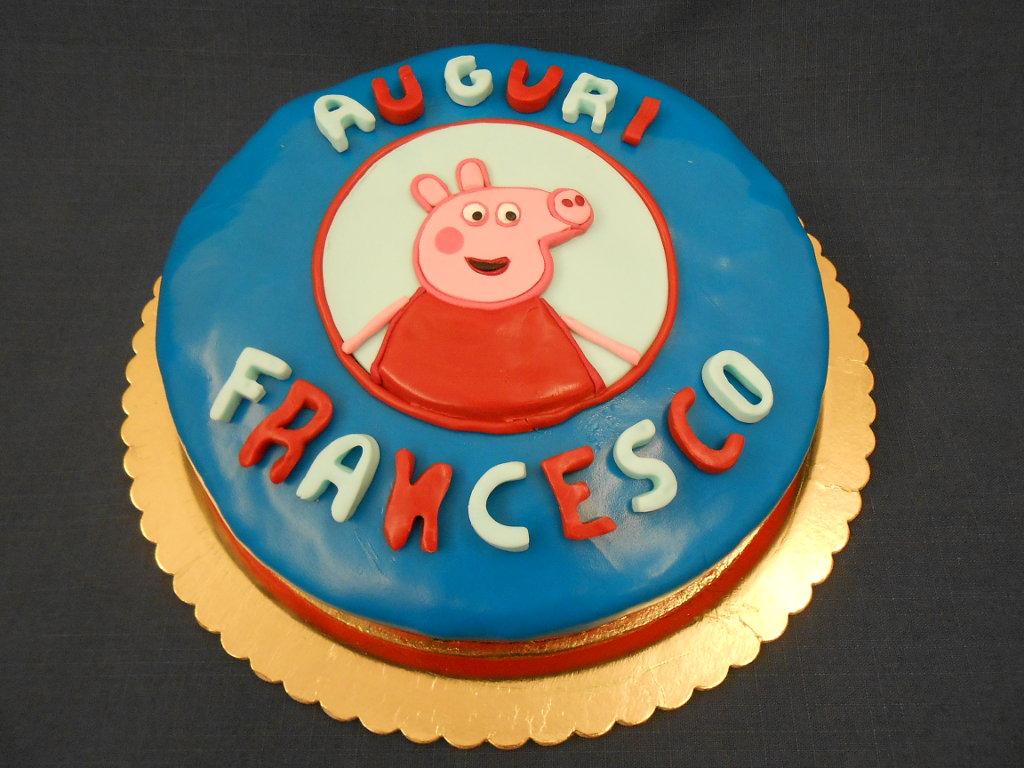 Buon Compleanno Da Peppa Pig Torte Decorate