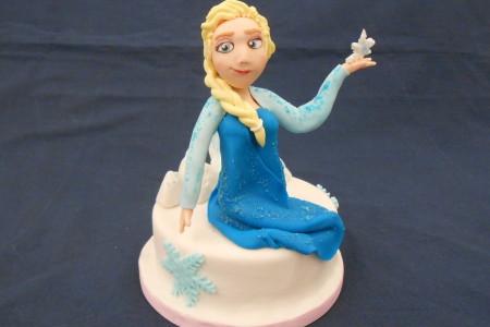 Elsa tra i Ghiacci
