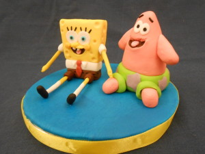 topper spongebob