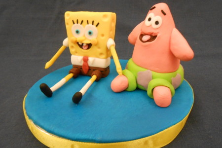 Topper Spongebob e Patrick